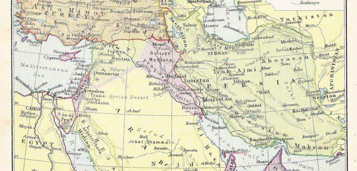 Negara Asia Barat