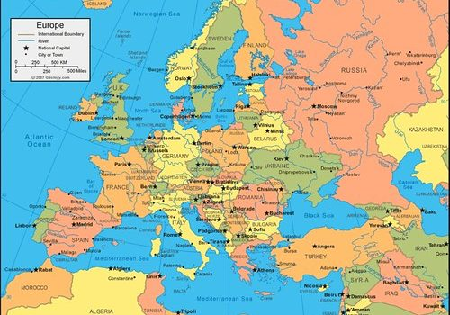 Negara Eropa Utara