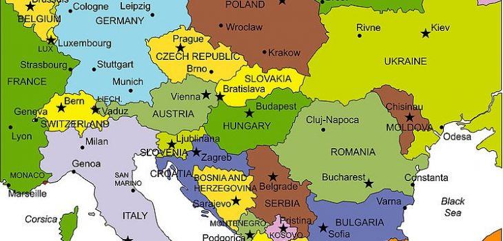 Negara Eropa Timur
