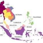Negara Asia Tenggara di Sebelah Timur Laos