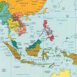 Negara ASEAN yang Terletak Paling Utara Adalah