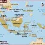 Indonesia Terletak Diantara Dua Benua